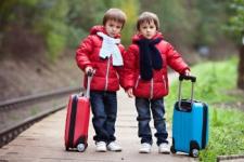 Детские чемоданы (20)