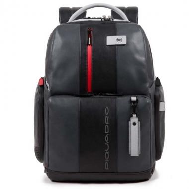 Фото Кожаный рюкзак Piquadro CA4550BRBM/GRN