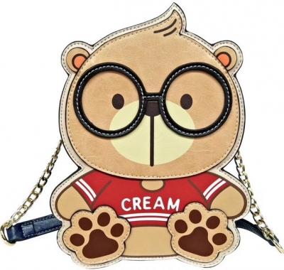 """Фото Сумочка """"Мишка Cream Bear"""""""