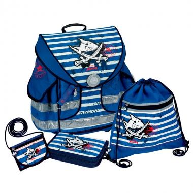 Фото Школьный ранец 10589 синий
