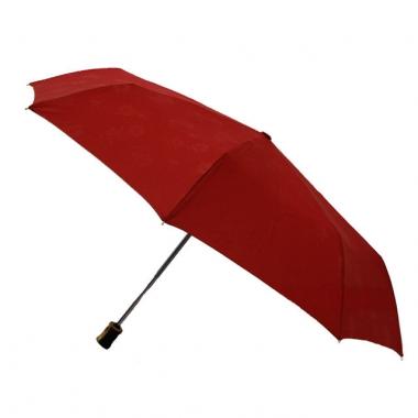 Фото Женский зонт Три Слона 106-1 красный