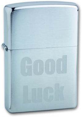 Фото Зажигалка ZIPPO 200 Good Luck