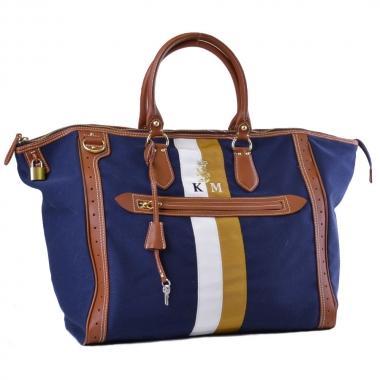 Фото Дорожная сумка KEITA MARUYAMA 28754_03 blue