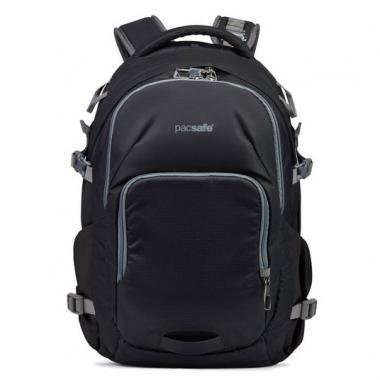 Фото Черный рюкзак антивор для путешествий Venturesafe 28L G3