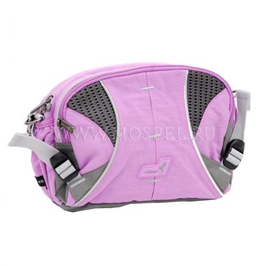 Фото Дорожная сумка  60012 11 розовая