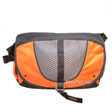 Фото Спортивная сумка  60053 14 оранжевый