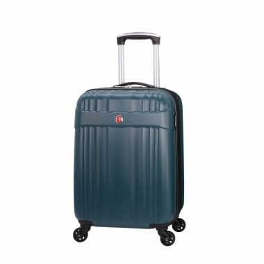Фото Пластиковый чемодан 6357636154