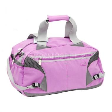 Фото Дорожная сумка 60016-11 розовая