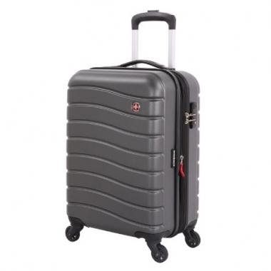 Фото Маленький пластиковый чемодан Alverstone