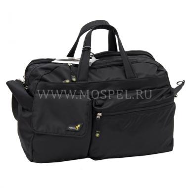 Фото Дорожная сумка 0120102-01 черная