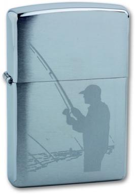 Фото Зажигалка ZIPPO 200 Fisherman