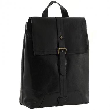 Фото Кожаный рюкзак 9674 N.Vegetta Black