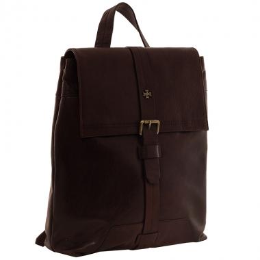 Фото Кожаный рюкзак 9674 N.Vegetta Brown