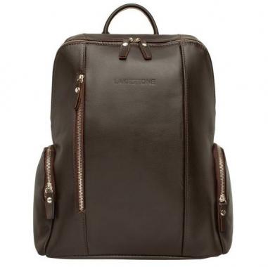 Фото Кожаный мужской рюкзак Arlington
