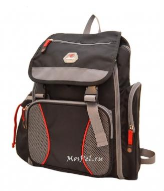 Фото Детский рюкзак 70063 черный