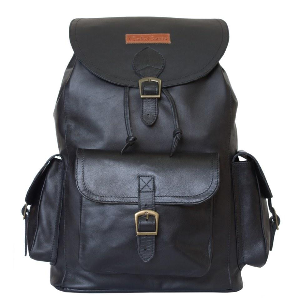 Фото Черный рюкзак-торба Веррес