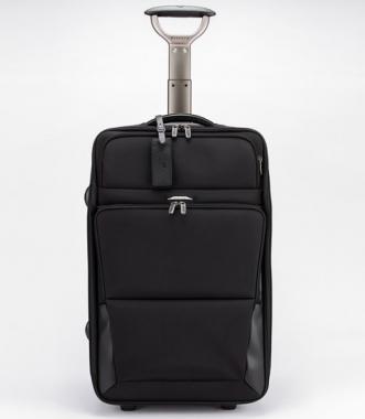 Фото Мужской чемодан с портпледом 12259-01
