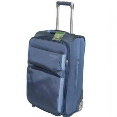Фото Маленький чемодан GM9137A-20 синий