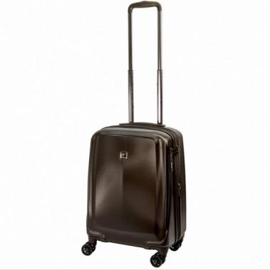 Фото Коричневый чемодан 808 20PC