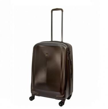 Фото Легкий чемодан 808 24PC brown