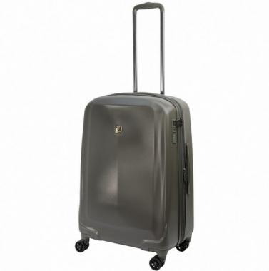 Фото Легкий чемодан 808 28PC d.grey