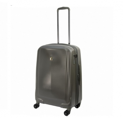 Фото Легкий чемодан 808 24PC d.grey
