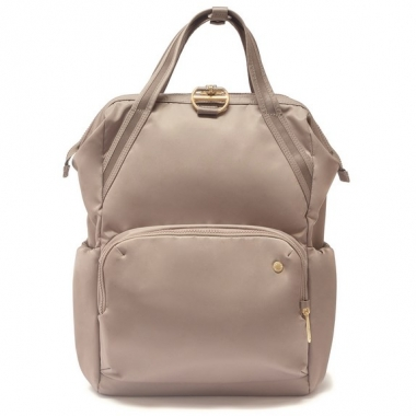 Фото Женский рюкзак Citysafe CX Backpack бежевый