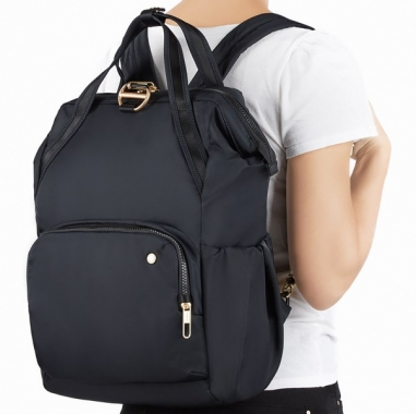 Фото Женский рюкзак Citysafe CX Backpack черный