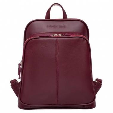 Фото Женский рюкзак бордовый Copley