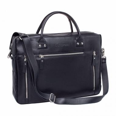 Фото Деловая сумка Barossa Black мужская
