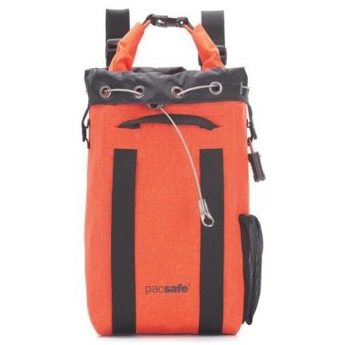 Фото Сумка-рюкзак Dry15L Portable safe оранжевая