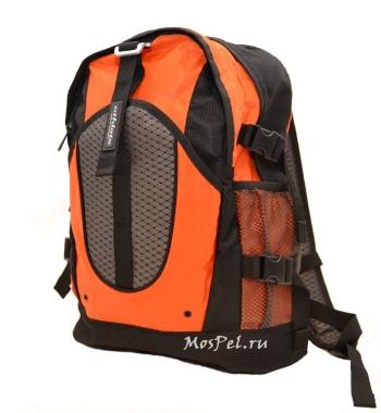 Фото Спортивный рюкзак Athlete 60066 оранжевый