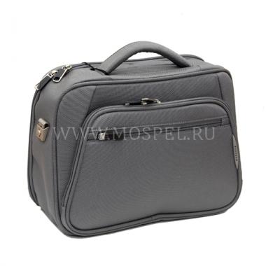 Фото Бьюти-кейс на чемодан 63104 серый