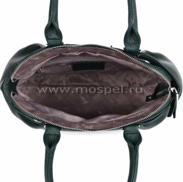 ae476b465a82 Кожаная женская сумка 2018093-Q33 в интернет магазине MosPel.ru