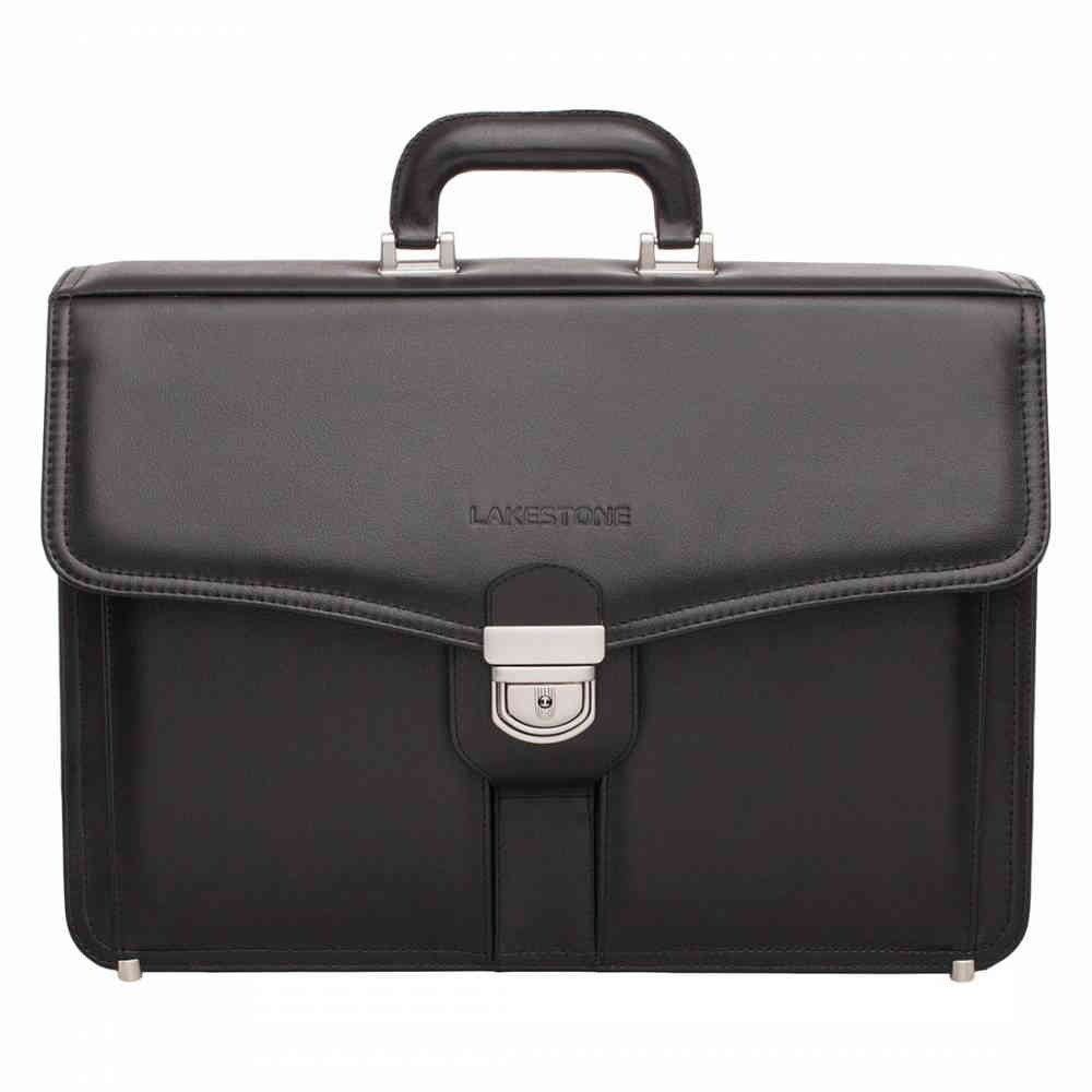 72ade40e65a7 Портфель мужской Farington Black в интернет магазине деловых сумок ...