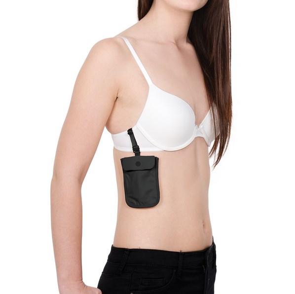 08bf19fce00d Потайной нательный кошелек RFIDsafe™ Coversafe S25 в интернет ...