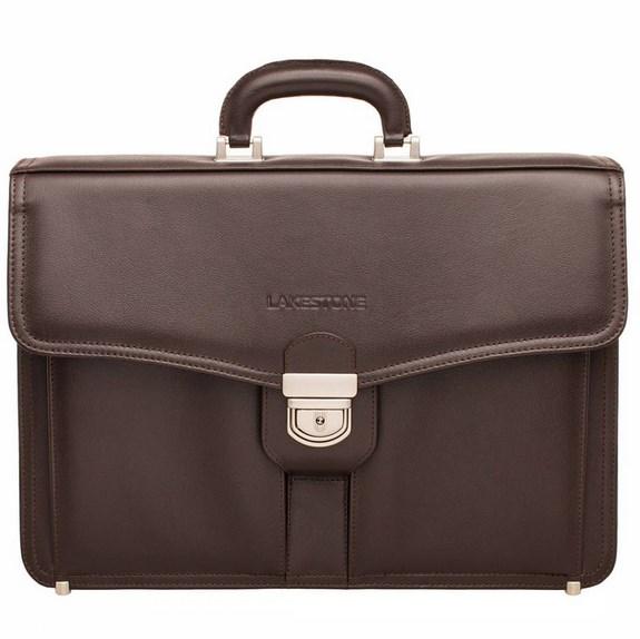 735239459d3d Кожаный портфель Farington Brown в интернет магазине деловых сумок ...