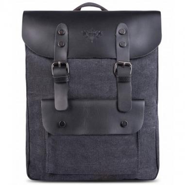 """Фото Небольшой рюкзак """"Грог 10"""" черный"""