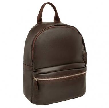 Фото Мужской кожаный рюкзак Keppel