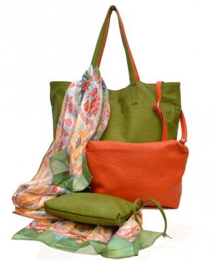 Фото Комплект из трех сумок