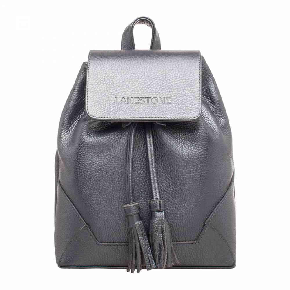 Фото Небольшой рюкзак Clare Silver Grey