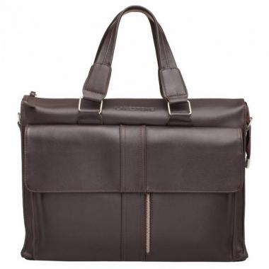 Фото Деловая сумка Langton Brown кожаная