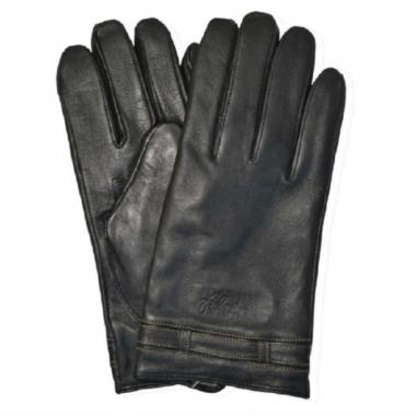 Фото Мужские перчатки из кожи ягненка