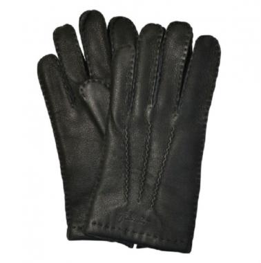 Фото Мужские кожаные перчатки