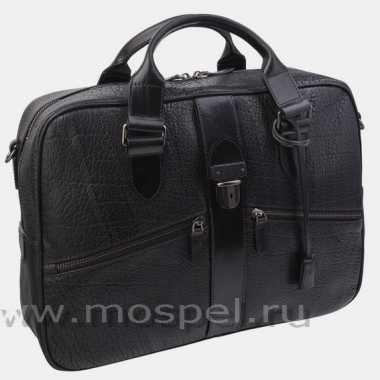 Фото Деловая сумка PF0022 Black Bizon