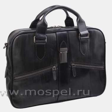 Фото Сумка-портфель PF0022 черная
