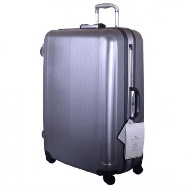 Фото Серый чемодан 00373
