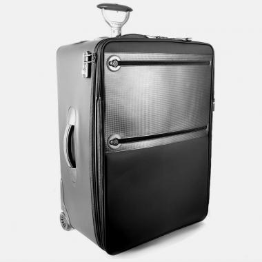 Фото Черный чемодан Proteca 12248-01
