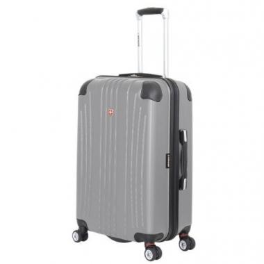 Фото Средний чемодан из abs пластика Ridge