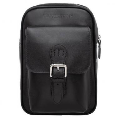 Фото Однолямочный рюкзак черный Risdale